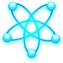 Katomic, Atom Aqua icon