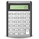 Kcalc DarkSlateGray icon