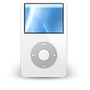 ipod, unmount WhiteSmoke icon