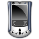 Blue, pda DarkSlateGray icon