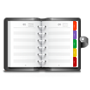 reading, Book, Planner, read WhiteSmoke icon