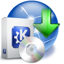 Installer, Adept Gainsboro icon