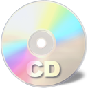 Cdrom, mount LightSlateGray icon