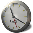 time, alarm clock, Clock, history, Alarm DarkGray icon