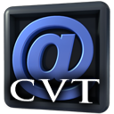 Kmailcvt DarkSlateGray icon