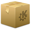 package, pack, Box DarkKhaki icon