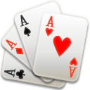 kpoker, Ac, poker Gainsboro icon