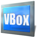 Virtualbox CornflowerBlue icon