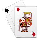 Cards, king, poker, Kpat WhiteSmoke icon