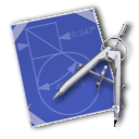 Mathematic, mathematica DarkSlateBlue icon