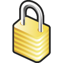 secure, security, Lock, locked Black icon
