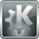 Kmenu DarkGray icon