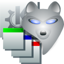 Fox DarkGray icon