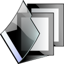 Folder, picture, photo, pic, image LightSteelBlue icon