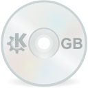 Dvd, unmount, disc WhiteSmoke icon