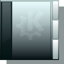 grey, Folder DarkSlateGray icon