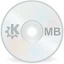 unmount, Cdrom WhiteSmoke icon