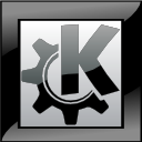 Kmenu Gray icon