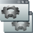 Develop, package, Development, pack DarkGray icon