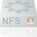 unmount, Nfs LightGray icon