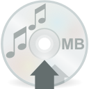 mount, Cdaudio WhiteSmoke icon