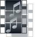 pack, Multimedia, music, package DarkSlateGray icon