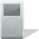 ipod, unmount, Apple DarkGray icon