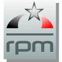 Rpm DarkGray icon