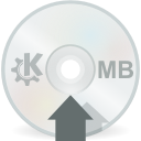 Cdrom, mount WhiteSmoke icon