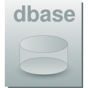 Database, db DarkGray icon