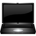Laptop, Computer DarkSlateGray icon