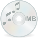 Cdaudio, unmount WhiteSmoke icon
