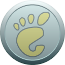 App, Gnome DarkSlateGray icon