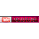 youtube Maroon icon