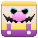 Cartoon, Wario, mario Icon