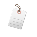 stationary Black icon