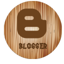 blogger Gray icon