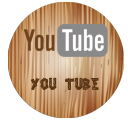 youtube Gray icon