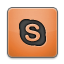 Orange DarkSlateGray icon