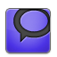purple SlateBlue icon