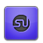 purple MediumSlateBlue icon