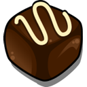 Bw, Chocolate Maroon icon