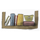 Library WhiteSmoke icon