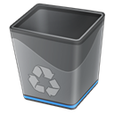 Bin, recycle DimGray icon
