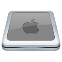 version, Apple DarkGray icon
