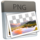Png, File DimGray icon
