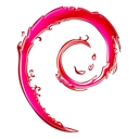 Debian Black icon