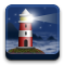 Flashlight MidnightBlue icon
