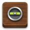 Ihandy, level SaddleBrown icon