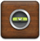 level, Ihandy SaddleBrown icon